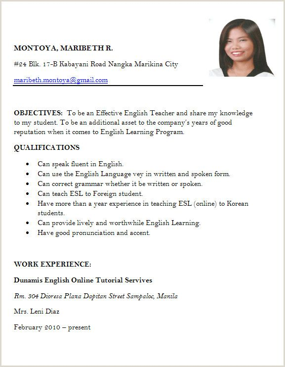 with resume format for job apply image of application information technology objectives Resume Image Of Resume For Job Application