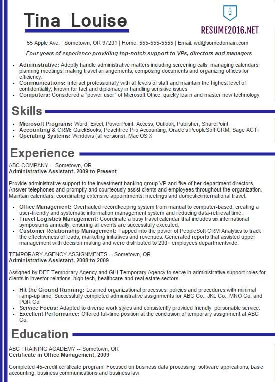 with resume samples format accounting examples ta sample basic template assistant manager Resume Accounting Resume Examples 2016