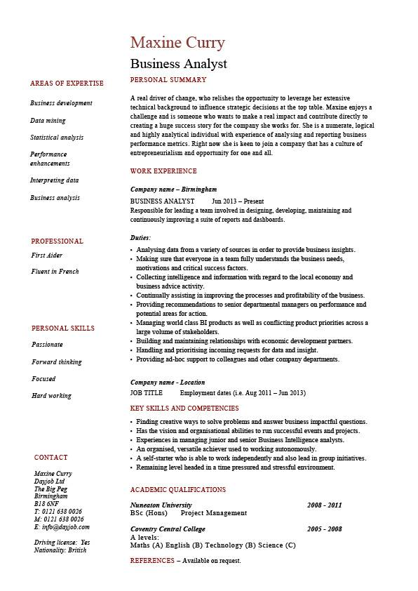 with skill set resume sample format data integration developer mba graduate insurance Resume Skill Set Resume Format