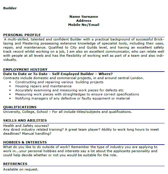 you should include an interests section on your cv put personal resume for telecom Resume Should You Put Personal Interests On Resume