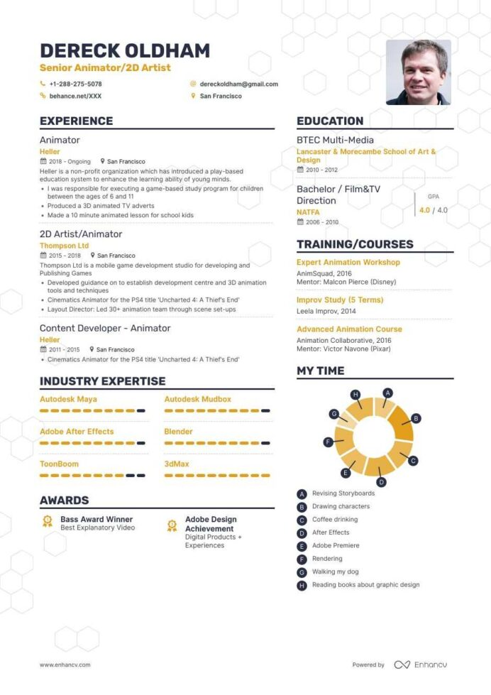 animator resume examples and skills you need to get hired storyboard artist sample Resume Storyboard Artist Resume Sample
