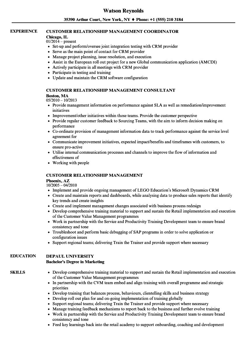 customer relationship manager resume sample for october mapa hd corporate client Resume Corporate Relationship Manager Resume Sample
