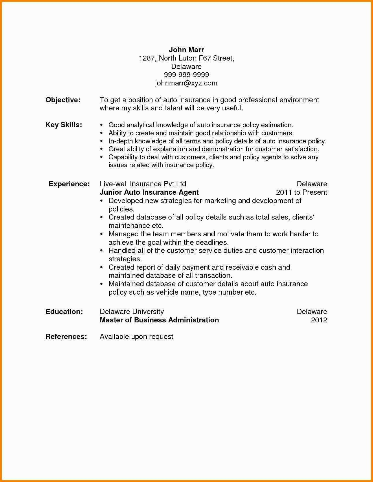 life insurance policy template the truth about is to agent resume sample writers atlanta Resume Life Insurance Agent Resume Sample